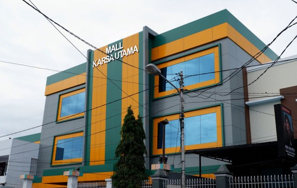 Mall Karsa Utama Gorontalo